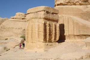 Archeologists Discover a Huge Monument in Petra, Jordan